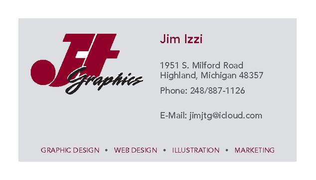 Jim Izzi Graphics