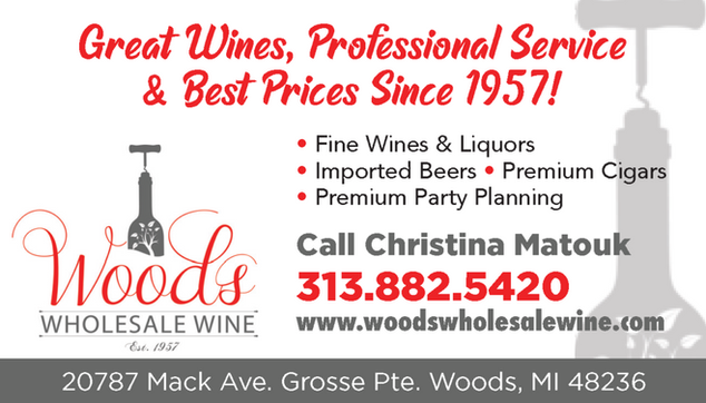 Woods Wholesale Wine