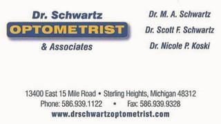 Dr. Schwartz Optometrist