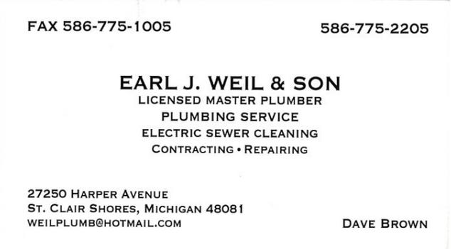 Weil & Son Plumbing
