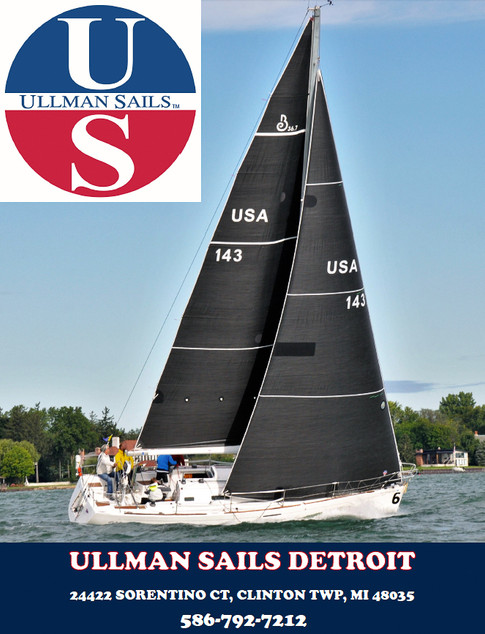 Ullman Sails Detroit