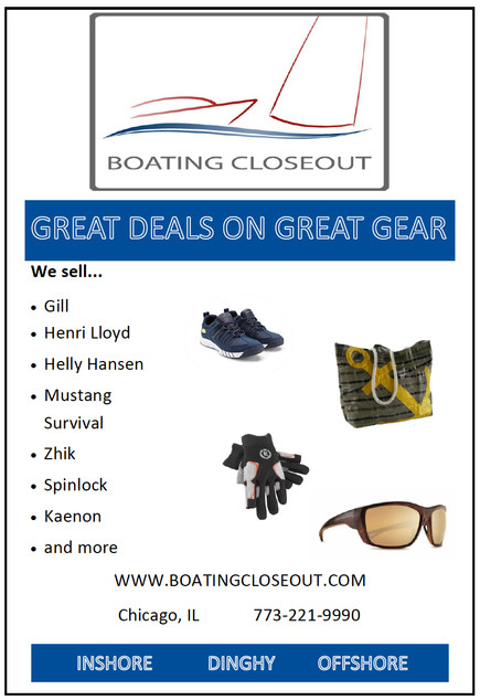 Boating Closeout