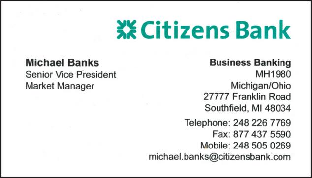 Michael Banks Citizens