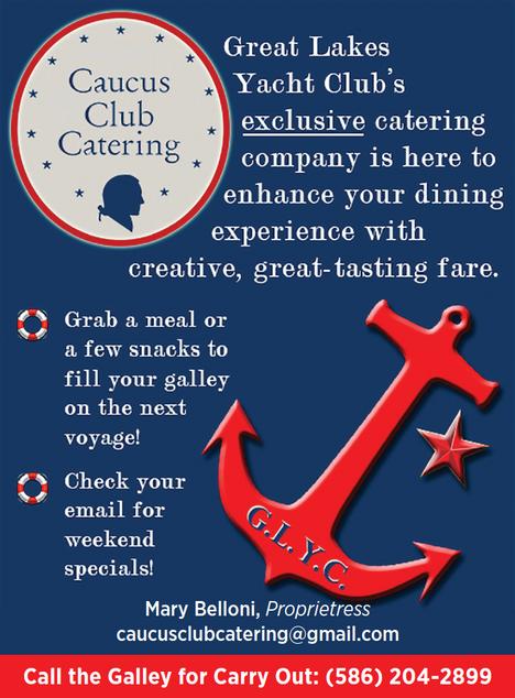Caucus Club Catering