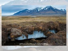 Le permafrost ou la nécessité de réduire son empreinte carbone