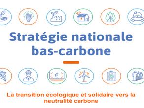 Stratégie nationale bas carbone : Principe, mise en œuvre, critiques