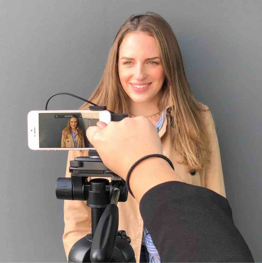 Tourner une vidéo avec un smartphone, les bases.
