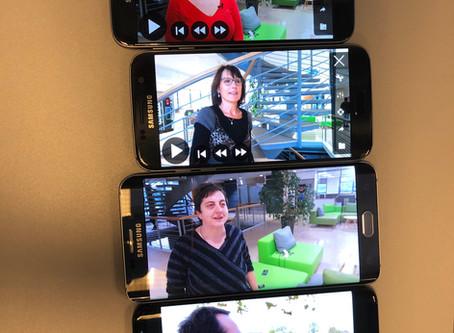 Transférer ses vidéos tournées sur smartphone Android vers un Mac