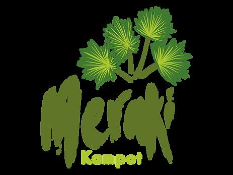 Meraki Kampot bungalow guesthouse, LOGO