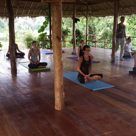 Meraki Kampot Yoga Retreat