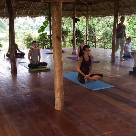 Meraki Kampot Yoga Retreat