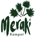 Meraki Kampot Cambodia, logo