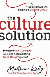 The-Culture-Solution-Matthew-Kelly