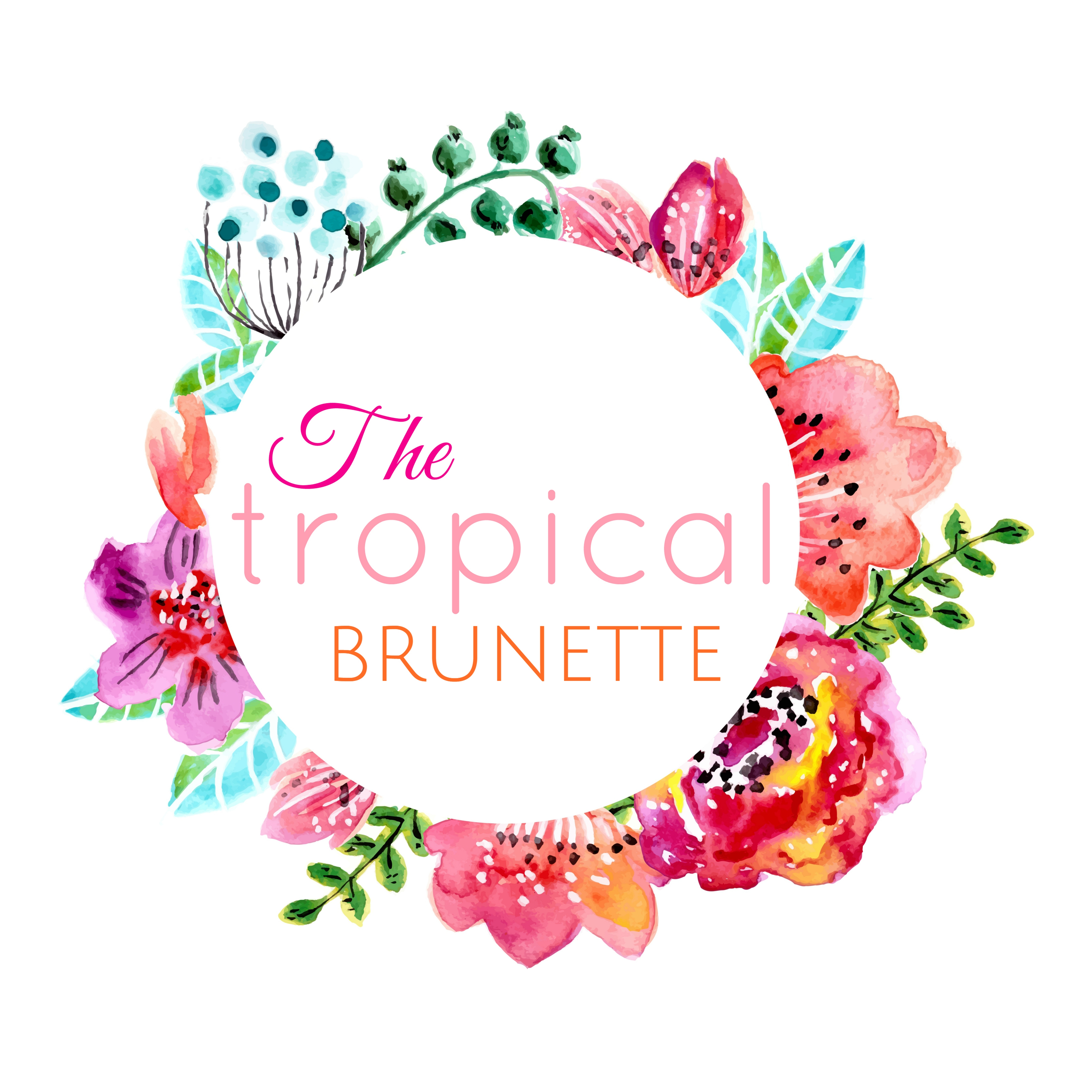 The Tropical Brunette