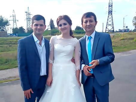 11 сентября 2021 г.  Дмитриев. Лилия и Виталий. Замечательные ребята и гости!!! СВАДЬБА НА УРА!!!