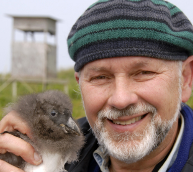 Puffin Lecture with Dr. Stephen Kress