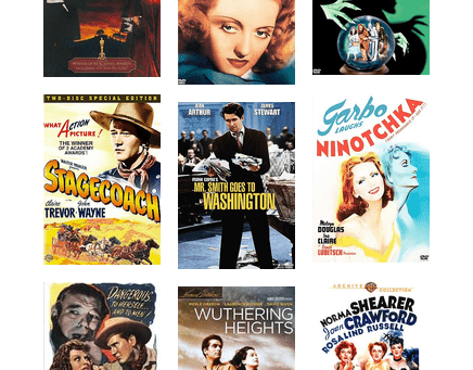 New Course: 1939 - Hollywood's Greatest Year