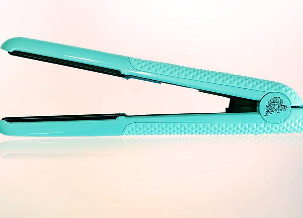 Limitless 1 inch Metallic Turquoise Styler