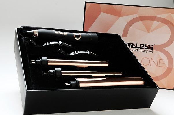 Limitless 3P Rose Gold luxury Set