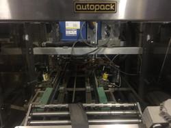 Autopack Tray