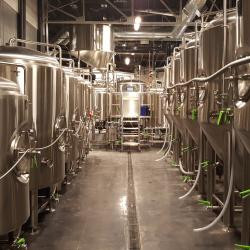ALPHA fermenters tanks