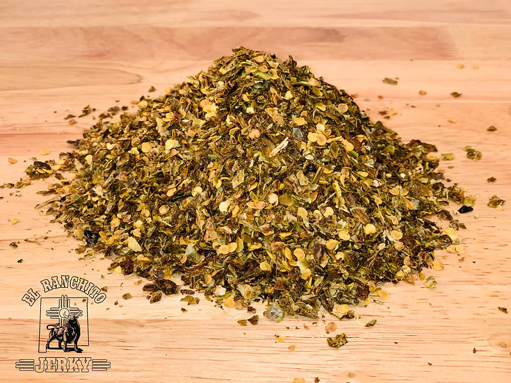 Jalapeno Green Chili Crushed 1 lb