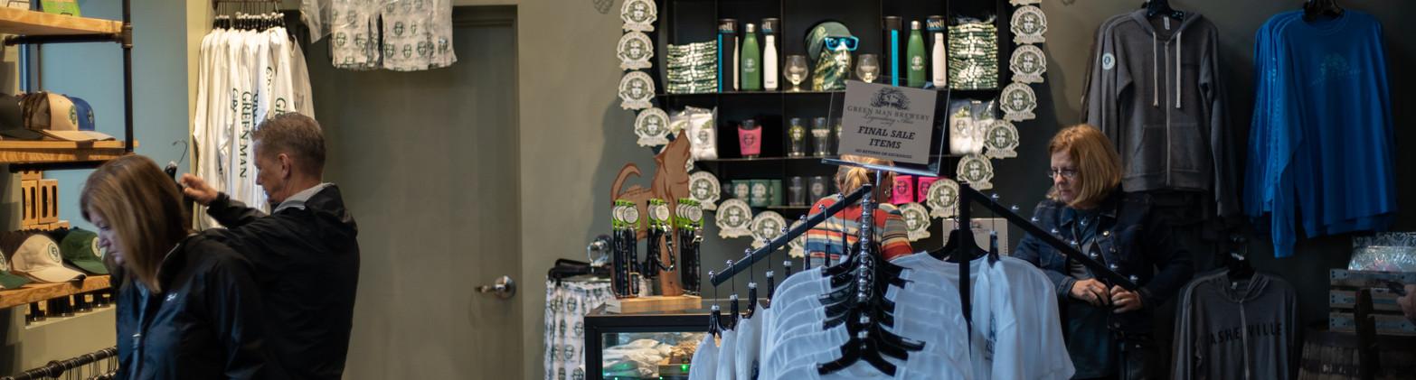 "1st Floor ""Brewtique"" Gift Shop"