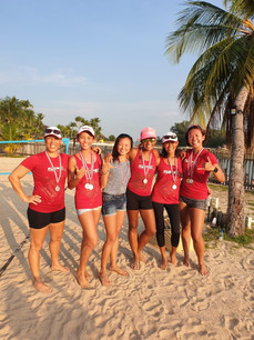 Silver medals for 2019 Kings & Queens race