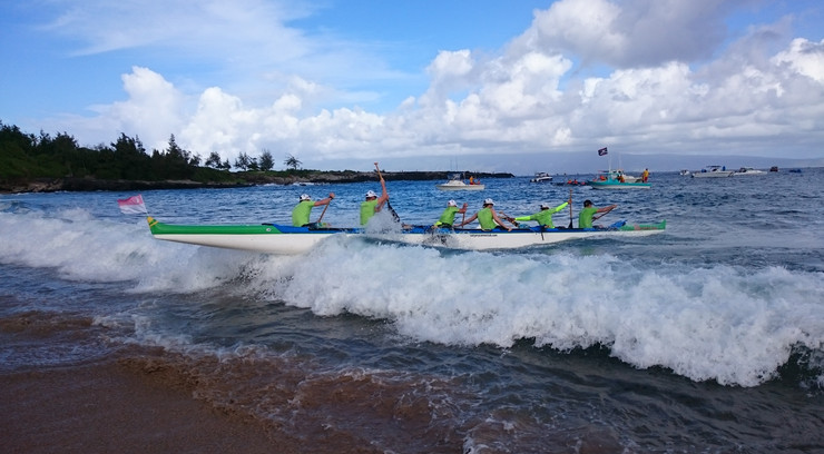 Pailolo Challeng in Hawaii