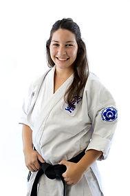 lior bitran krav maga girl seido karate kickbox ליאור ביטרן