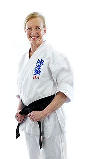 Sharon shine seido karate martial arts raanana שרון שיין