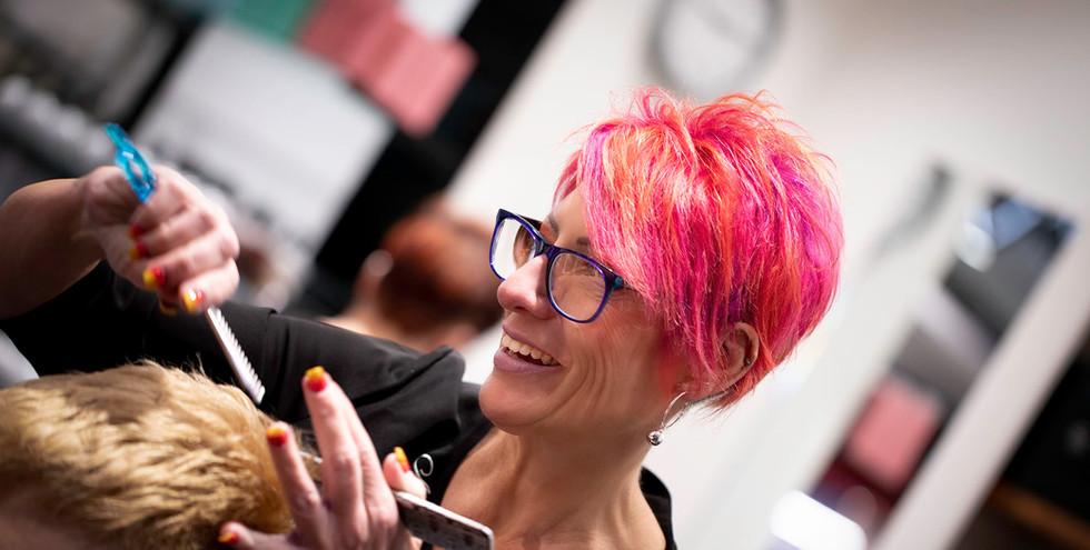 Dianne Founder of MYNK Hair