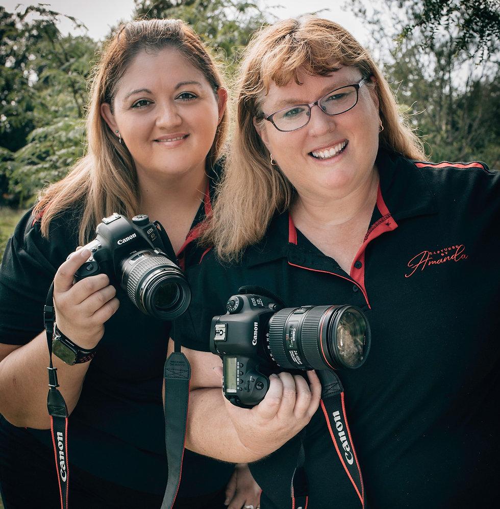 Amanda and Kylie Photographers