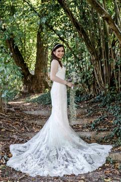 Hochzeitskleid von L'amore Brautmode Solothurn