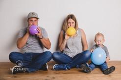 Familienfoto Solothurn