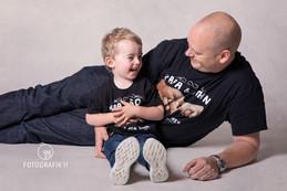 Babyfotografie, Familienportraits