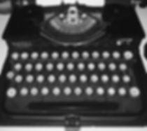 Nur Hassanain Typewriter