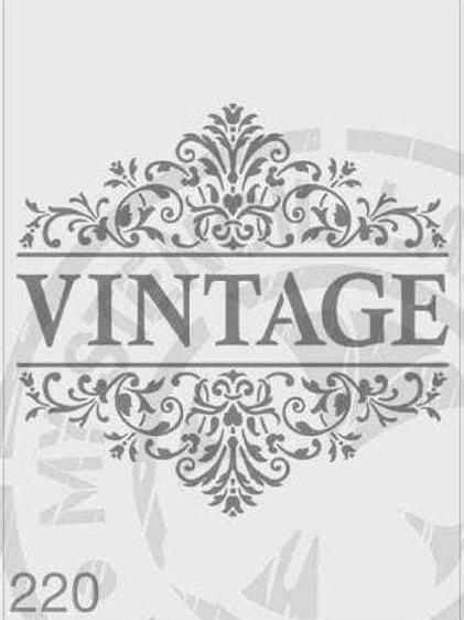 220: Vintage