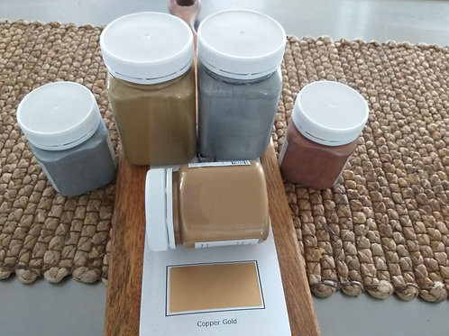 METALLIC - Copper Gold - 175ml