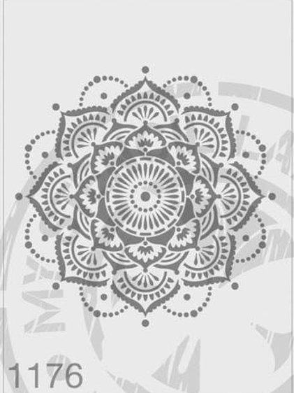 1176: Dot Mandala
