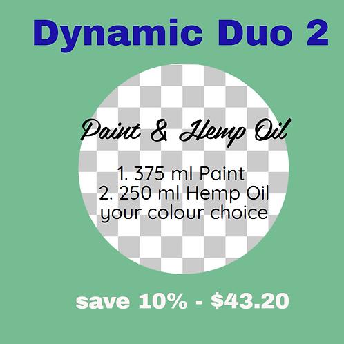Dynamic Duo No2