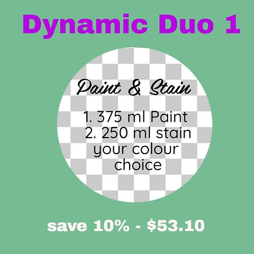 Dynamic Duo No1