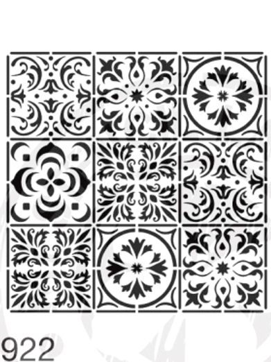 922: Mosaic Tiles