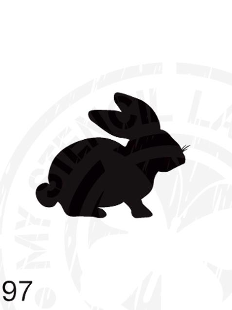 097: Bunny profile