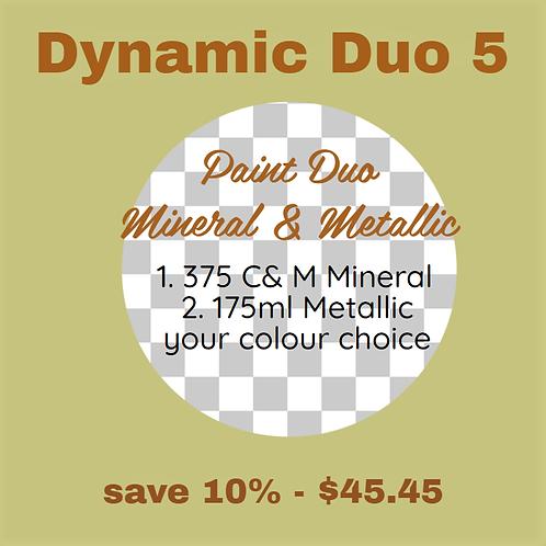 Dynamic Duo 5