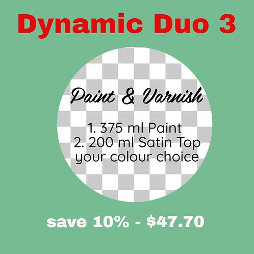 Dynamic Duo No3