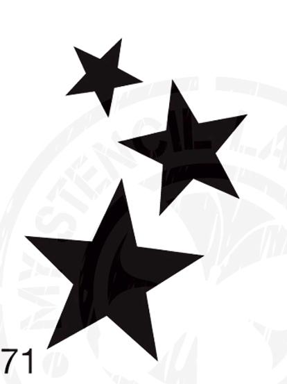 71: Shower of Stars