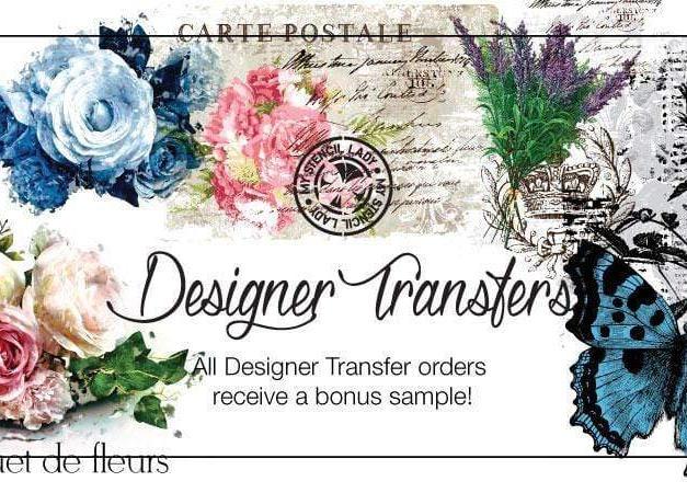 DESIGNER TRANSFERS
