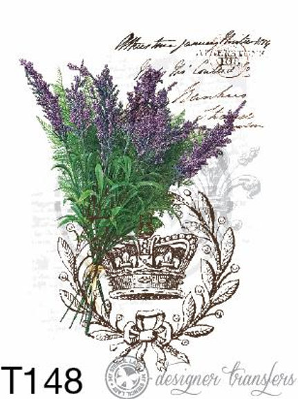 T148: A3 :Bunch of Lavender