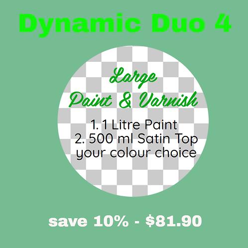 Dynamic Duo No4